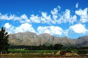 02_Cape Winelands_Stellenbosch mountains