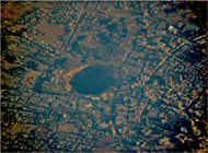 Diamond Fields_Kimberley hole from the sky_AuthorDJ