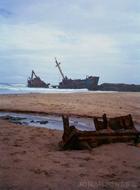 EC_10_Butterworth_Jacaranda shipwreck, Wild Coast