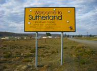 Namakwa_Sutherland_Welcome sign_CharlesVrey